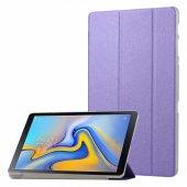 Apple İpad Pro 11 Flip Smart Cover Standlı Tablet Kılıfı Mor