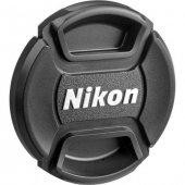 Nikon 62mm Lens Kapağı-2