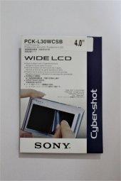 Sony Cyber Shot Pck L30wcsb Ekran Koruyucu 4 İnc