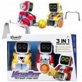 Silverlit Kickabot İkili Robot Seti