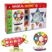 Magical Magnet 52 Prç. Manyetik Oyun Seti