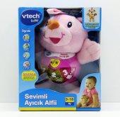 Vtech Baby Sevimli Ayıcık Alfii Pembe