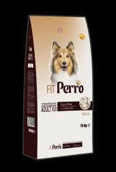 Yetişkin Köpek Maması Kuzu Etli Pirinçli 15 Kg Fitperro