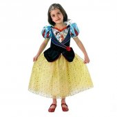 Disney Pamuk Prenses Shimmer Kostüm 7 8 Yaş
