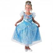 Disney Sindirella Shimmer Kostüm 7 8 Yaş