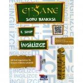 Açı Efsane 8.Sınıf İngilizce Soru Bankası 144 sayfa