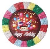Pinyata Happy Bırhday Karton 45x10 Cm 1 Adet