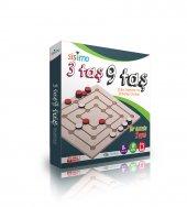 Sisimo Akıl Ve Zeka Oyunları 3 Taş 9 Taş