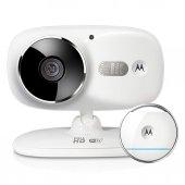 Motorola 86t Kameralı Bebek Telsizi Gece Görüşü Isı Ölçer Video