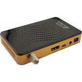 Yumatu Full HD 1080p Mini Uydu Alıcısı Otomatik Kanal Güncelleme-6