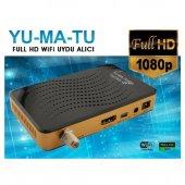 Yumatu Full HD 1080p Mini Uydu Alıcısı Otomatik Kanal Güncelleme-8
