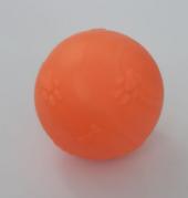 Cca Köpek Oyuncağı Kokulu Top Turuncu 5 Cm