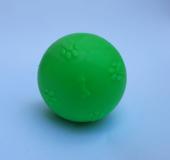 Cca Köpek Oyuncağı Kokulu Top Yeşil 7 Cm
