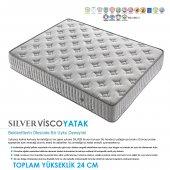 Kupons Silver Yaylı Visco Yatak 80x180 Cm