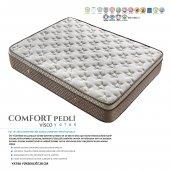 Kupons Comfort Yaylı Visco Yatak Tüm Ölçüler