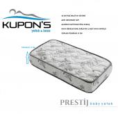 Kupons Soft Ort. Prestij Bebek Yatağı 50x90 Cm 18 Cm Yükseklik