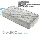 Kupons Ortopedik Bambu Bebek Yatağı 22 Cm Yüksekli...