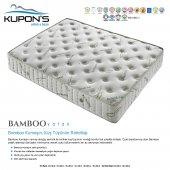 Kupons Bamboo Ortopedik Yaylı Yatak 90x190 Cm