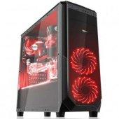 Powerboost Mid Tower Powersiz Gaming Vk G1002s Atx...