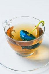 şemsiye Şeklinde 4lü Plastik Çay Süzgeci