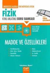 çap Yayınları Fizik Madde Ve Özellikleri Tamamı Video Çözümlü Yen