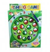 Fishing Game Balık Tutma Oyunu 15 Li Balık Yakalama Eğitici Oyuncak