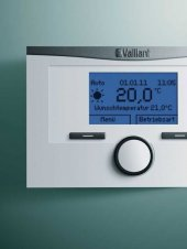 Vaillant Vrt 350 F Modülasyonlu Kablosuz Oda Termostatı