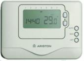 Ariston Kablolu Pilli Oda Termostatı (Tüm Kombilerine Uyumlu)