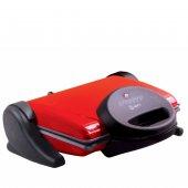 Mupa 1600 W Çıkabilen Teflon Izgara Tost Makinesi