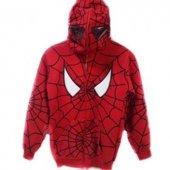 Spiderman Örümcek Adam Maskeli Hırka-3