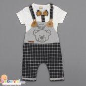 Bebinni Baby Ayıcık Model Badili Slopet Tulum 3...