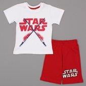 Joli Baby Star Wars Baskılı Takım 3 4 5 6 Yaş