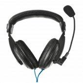 Trust 21661 Quasar Mikrofonlu Kulaküstü Kafa...