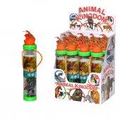 Sürüngen Hayvanlar Karınca Silindir Figür Set