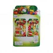 Meyve Kesme Set 12 Parça Food Heaven Kesilebilir Meyve Sebze Seti-2