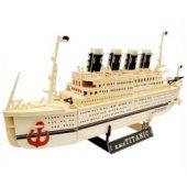 Ahşap Maket 3d Titanic Gemi