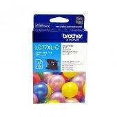 BROTHER LC77XL C Mavi Kartuş 1.200 Sayfa Kapasiteli