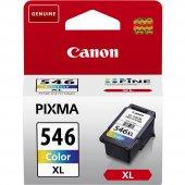 Canon Cl 546xl Renkli Yüksek Kapasiteli Orijinal Kartuş
