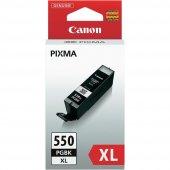 Canon Pgı 550xl Bk Siyah Yüksek Kapasiteli Orijinal Kartuş