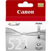 Canon Clı 521gy Açık Gri Orijinal Kartuş