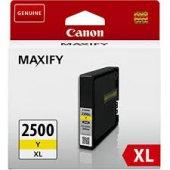 Canon Pgı 2500xl Y Sarı Yüksek Kapasiteli Orijinal Kartuş