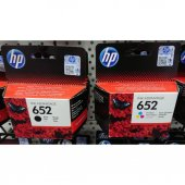 Hp 652 F6v25ae F6v24a Siyah Veya Renkli Orjinal...