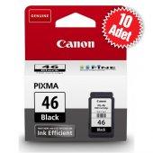 Canon Pg 46 Siyah Kartuş Pixma E404 E414 E464...