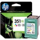 HP CB338EE NO:351XL MÜREKKEP KARTUŞ RENKLİ 14ml