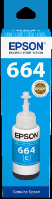 Epson T6642 C13t66424a Mavi Mürekkep Kartuş 70ml L550 L200 L220
