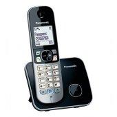Panasonic Kxtg 6811 Dect Telefon Siyah Renk
