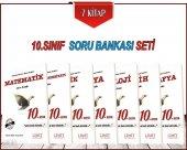 10.sınıf Soru Bankası Seti 7 Kitap Limit...