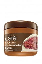 Avon Kakao Yağı Yüz, El Ve Vücut Kremi 400 Ml