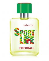 Faberlic Sportlife Football Erkek Parfüm Edt 50...