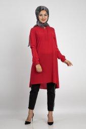 Loreen Kadın Kırmızı Tunik 20122